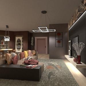 zdjęcia meble wystrój wnętrz pokój dzienny oświetlenie pomysły