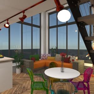 foto appartamento saggiorno cucina studio sala pranzo idee