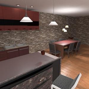 идеи декор кухня освещение кафе столовая идеи