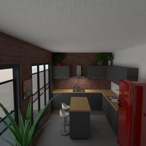 fotos apartamento cozinha iluminação sala de jantar arquitetura ideias