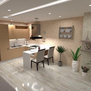 fotos casa decoración cocina iluminación comedor ideas