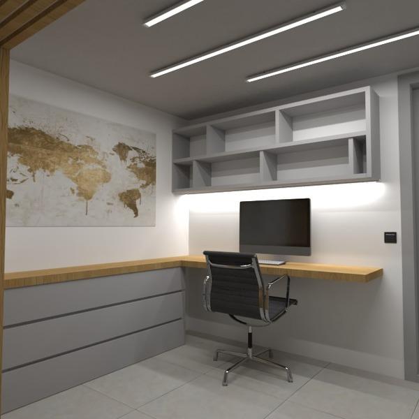 photos meubles décoration bureau eclairage rénovation idées