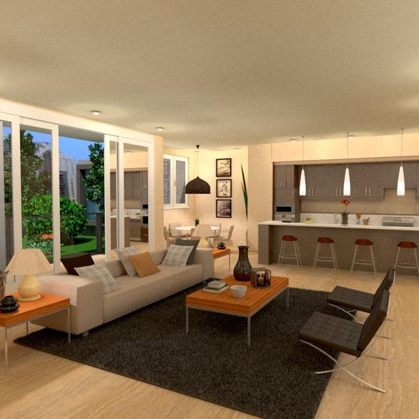 photos appartement décoration salon studio idées