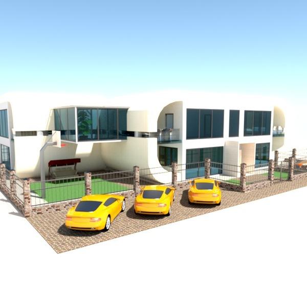 foto casa garage oggetti esterni architettura idee