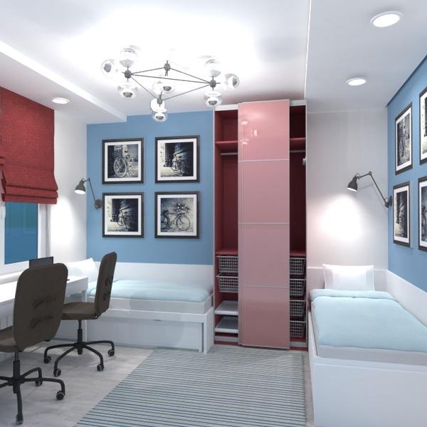 photos appartement maison meubles décoration chambre à coucher chambre d'enfant bureau eclairage rénovation espace de rangement idées