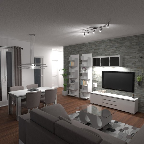 fotos apartamento mobílias decoração quarto iluminação ideias