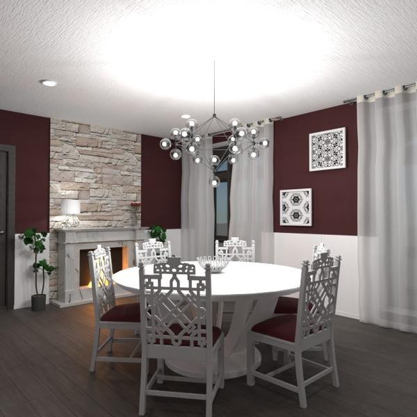 fotos decoração sala de jantar ideias