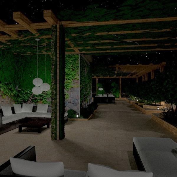 photos apartment terrace furniture outdoor lighting landscape architecture ideas