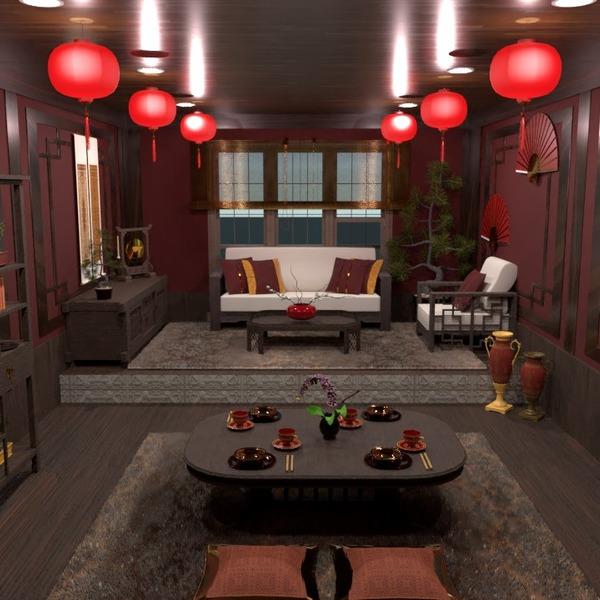 fotos casa decoração quarto sala de jantar ideias
