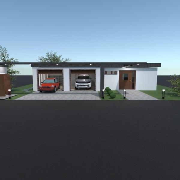 photos house garage lighting landscape storage ideas