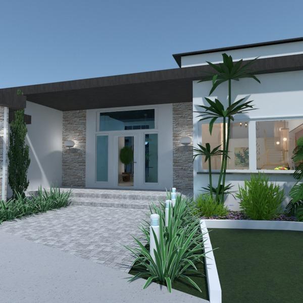 nuotraukos namas eksterjeras kraštovaizdis аrchitektūra prieškambaris idėjos