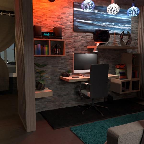 fotos schlafzimmer büro ideen