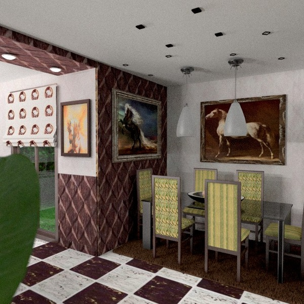 photos appartement meubles décoration salle à manger idées