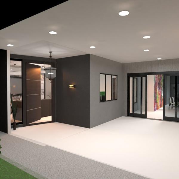 nuotraukos namas pasidaryk pats garažas eksterjeras apšvietimas idėjos