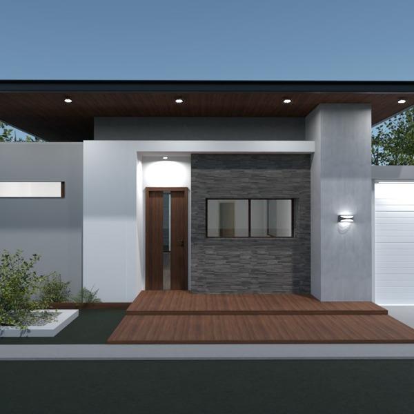 photos house garage lighting architecture ideas