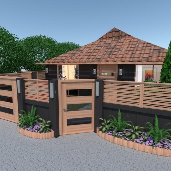 fotos wohnung haus terrasse küche outdoor ideen