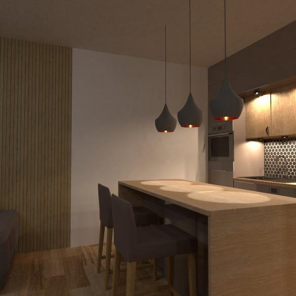 fotos apartamento mobílias quarto cozinha iluminação ideias