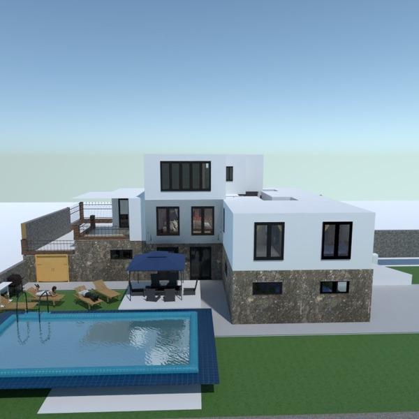 nuotraukos namas terasa eksterjeras аrchitektūra studija idėjos