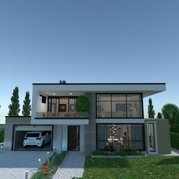 nuotraukos namas eksterjeras idėjos