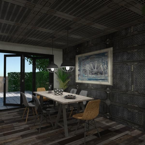 photos appartement meubles eclairage rénovation salle à manger idées