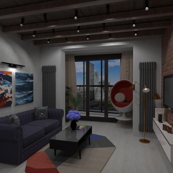 fotos apartamento quarto cozinha iluminação reforma ideias