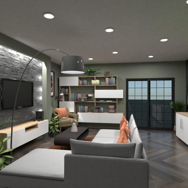 photos appartement maison décoration salon eclairage idées