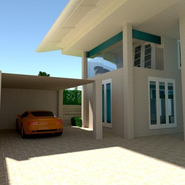 zdjęcia dom garaż pomysły