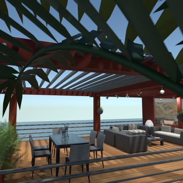 nuotraukos namas terasa baldai eksterjeras kraštovaizdis idėjos