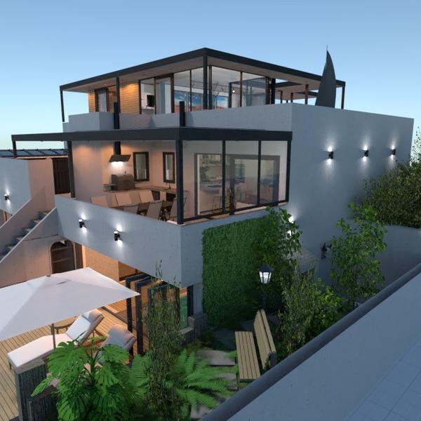 photos terrace outdoor lighting landscape ideas