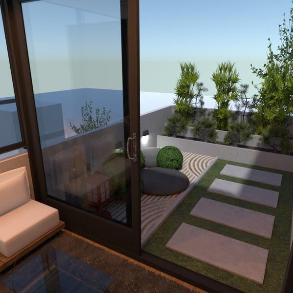 nuotraukos terasa eksterjeras kraštovaizdis аrchitektūra idėjos