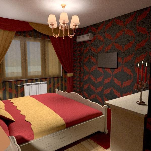 photos appartement maison décoration chambre à coucher eclairage idées