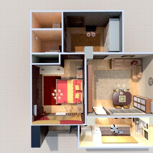 photos appartement chambre à coucher salon entrée idées