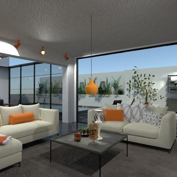 nuotraukos butas terasa baldai svetainė idėjos