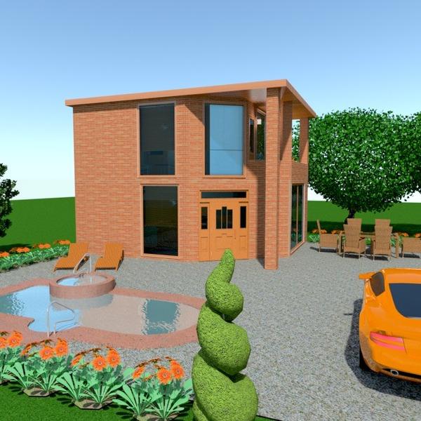 идеи дом терраса улица архитектура идеи