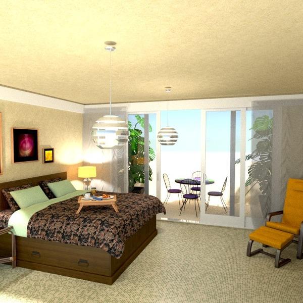 foto appartamento casa veranda arredamento decorazioni camera da letto idee