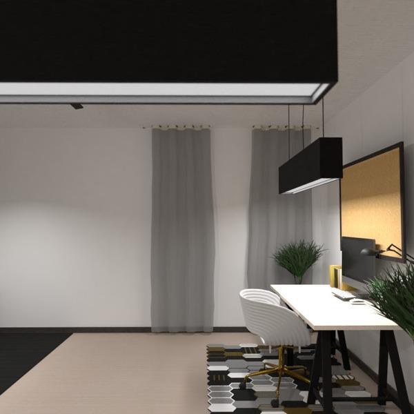 photos décoration diy bureau eclairage studio idées