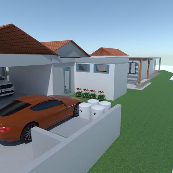 foto casa garage rinnovo idee