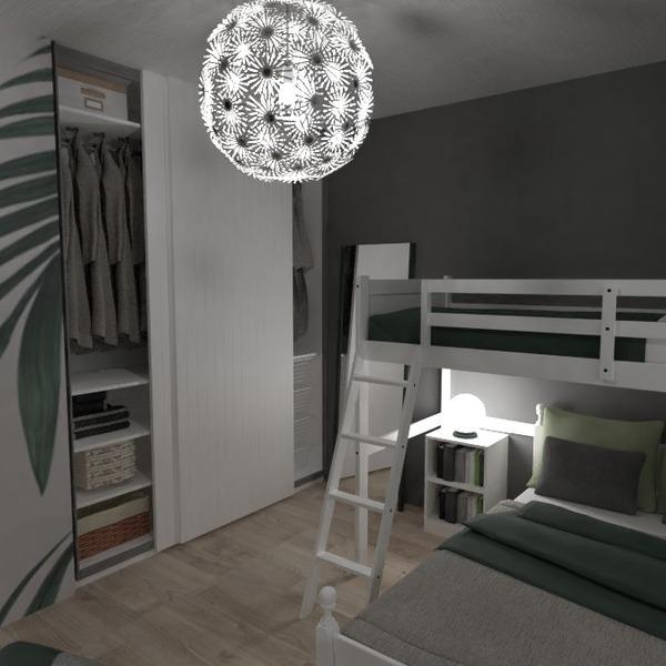 nuotraukos miegamasis vaikų kambarys biuras apšvietimas namų apyvoka idėjos