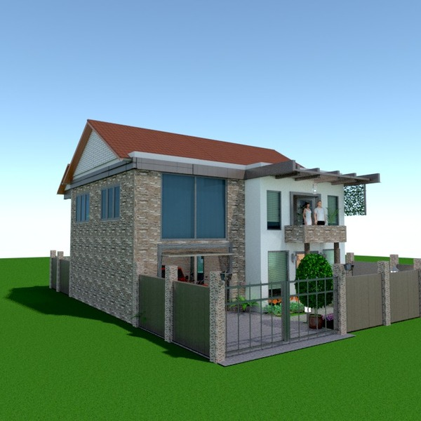 fotos haus terrasse outdoor architektur ideen