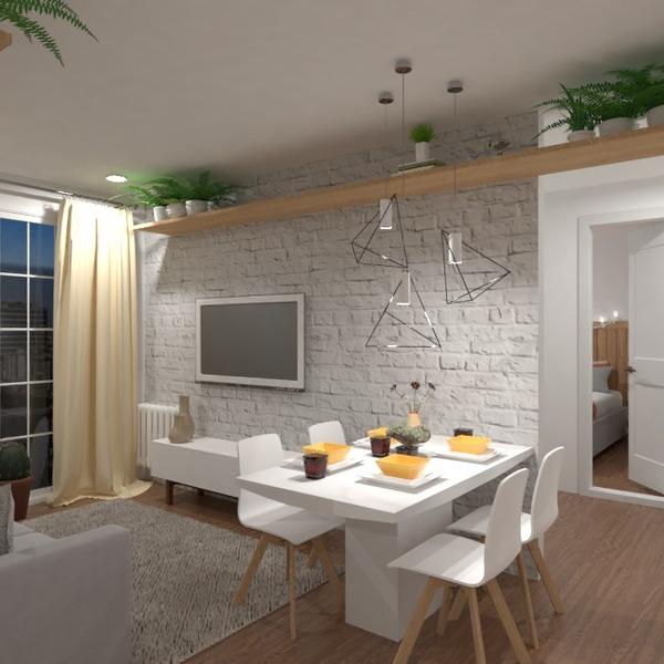 fotos apartamento mobílias quarto sala de jantar ideias