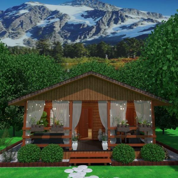 nuotraukos namas terasa baldai dekoras kraštovaizdis idėjos