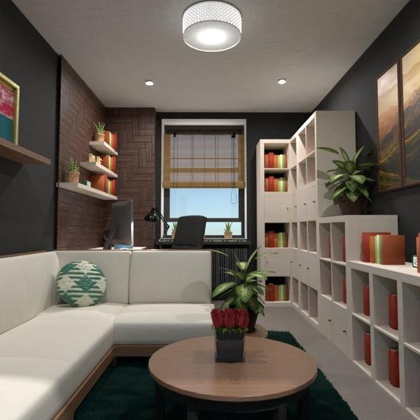 photos décoration bureau idées