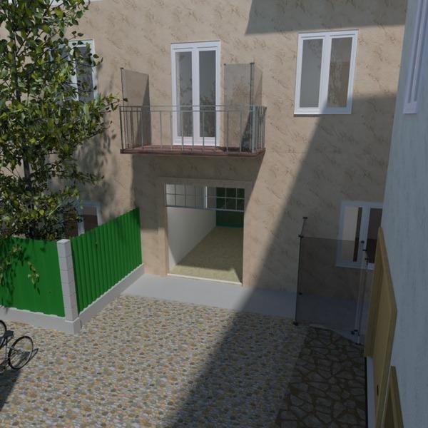 nuotraukos butas terasa eksterjeras idėjos