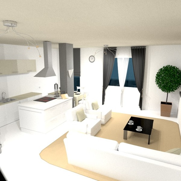 fotos mobiliar küche esszimmer studio ideen