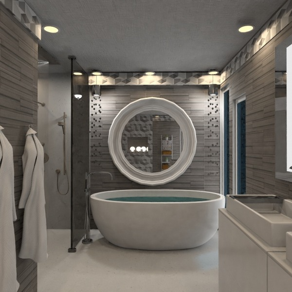 fotos haus badezimmer beleuchtung ideen