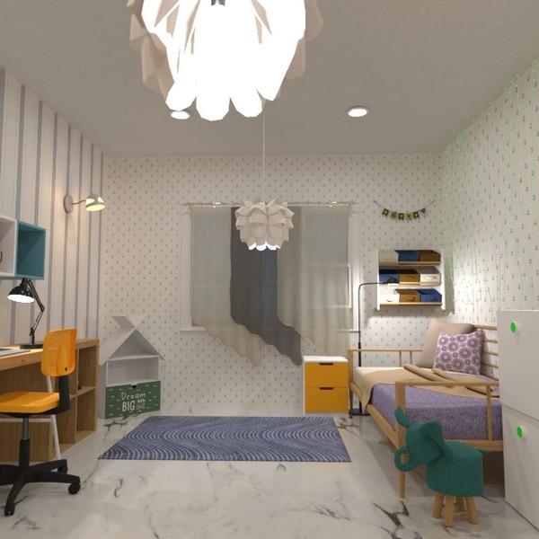 photos maison chambre à coucher eclairage espace de rangement studio idées