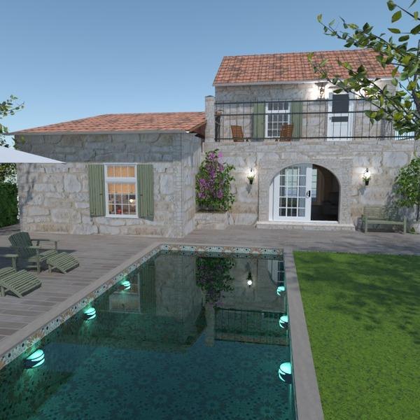 foto casa veranda arredamento oggetti esterni architettura idee