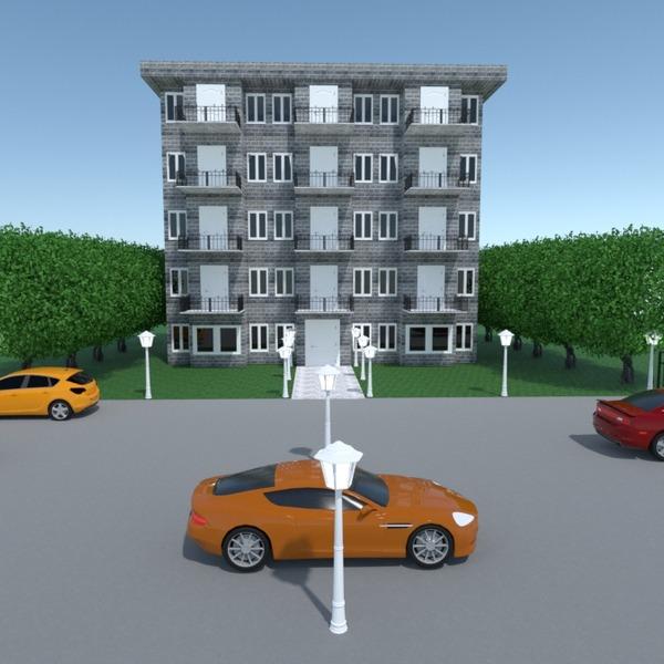 fotos apartamento casa terraza iluminación paisaje arquitectura ideas