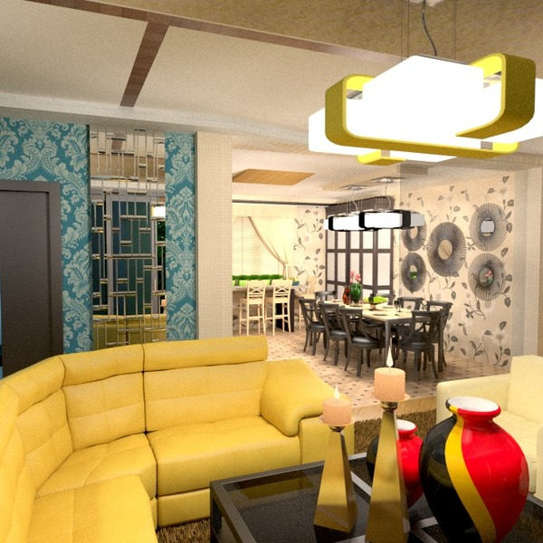 photos appartement maison décoration salon salle à manger idées
