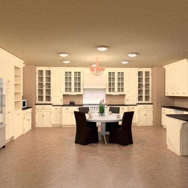 fotos mobílias cozinha utensílios domésticos sala de jantar despensa ideias